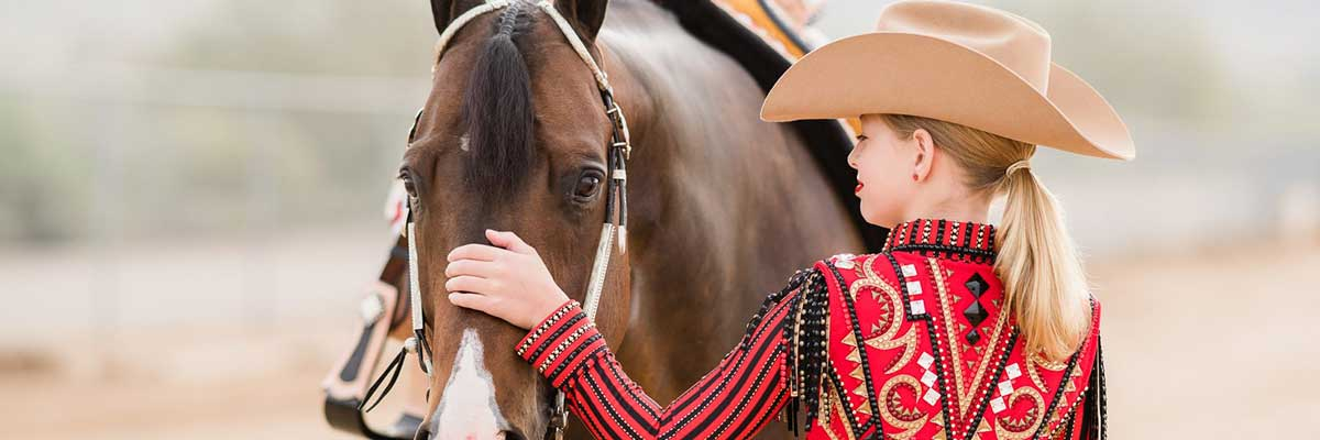 youth-with-american-quarter-horse